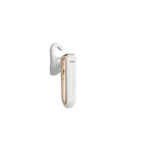 Jabra Boost Bluetooth Mono-Headset weiß-gold
