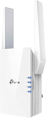 TP-Link AX1500 WiFi Extender Internet Booster, WiFi 6 Range Extender Covers up to 1500 sq.ft and 25 Devices,Dual Band up…