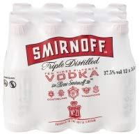 Smirnoff Vodka Miniatures 5 cl (Pack of 12)