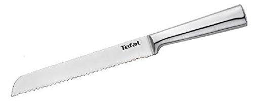 T-Fal K1210414 Expertise Cuchillo para Pan Gourmet 20cm