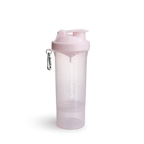 Smartshake Slim Supplement Shaker, Bleke Lila Pale Lilac