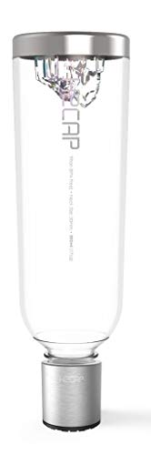 H2CAP Plus Set Package 28mm- Real Molecular Hydrogen Rich Water Generator Maker Machine Ionizer Bottle with Platinum SPE PEM dual chamber technology Certified by Japan Hydrogen Water Association.