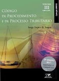 Código de Procedimento e de Processo Tributário – Volume III (Portuguese Edition)