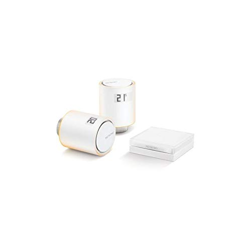 Pack chauffage avec Têtes Thermostatiques Intelligentes - NVP-PRO - Netatmo