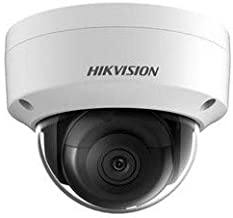 HIKVISION DS-2CD2135FWD-I 4MM Network Camera,3MP Dome, Ultra Low Light, 3D DNR, WDR, Day/Night, Outdoor, H.265+/H.265/H.264+/H.264/MJPEG, 2048 x 1536 Resolution, F1.6 Iris 4 MM Lens, 128 GB, 5.5 Watt,