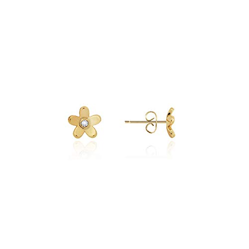 Katie Loxton Treasure Little Things Collection Womens Boxed Gold Plated Stud Earrings One size Gold