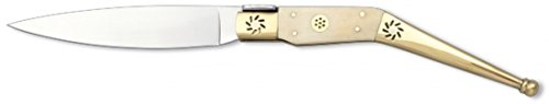 Martinez Albainox Navaja Catalanas spanisches Taschenmesser Knochen 8,2cm Klinge Geschenk-Box