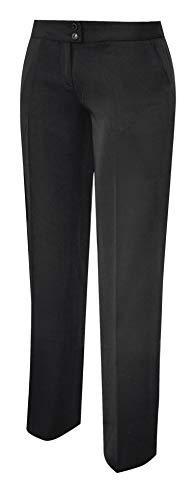 Misemiya ® ® camarera Barista Coctelero Pantalon Chino Utilidades de trabajo