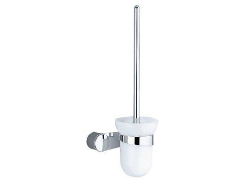 Keuco 01864014000 toiletborstel met handvat verchroomd zonder houder