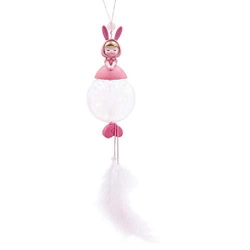 Traum Kaninchen Windspiel Licht Pendelleuchte Anhänger Kleine Nachtlicht Kindertagesgeschenk