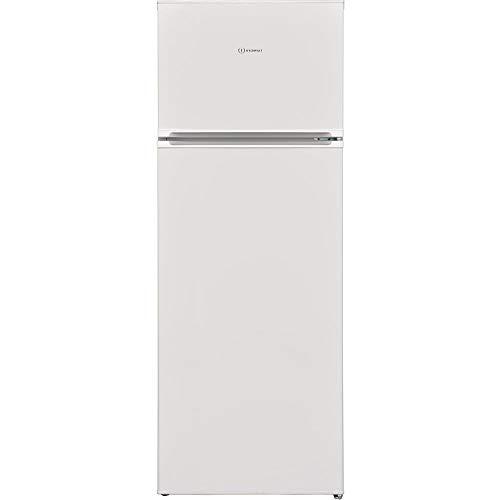 Indesit I55TM4110W 213litre Fridge Freezer Auto Defrost Class A+ White 213LT. 144X54X57