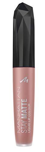 Manhattan Stay Matte Liquid Lip Colour 105 Raw Kiss, 5.5 ml