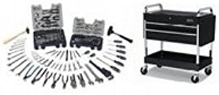 Williams WSC-130TB Maintenance Tool Set with Tool Cart, 130-Piece