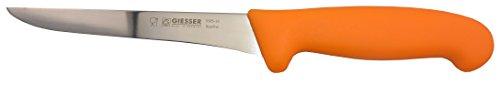 Giesser Messer Ausbeinmesser gelb 16 cm Klingenlänge - Profimesser