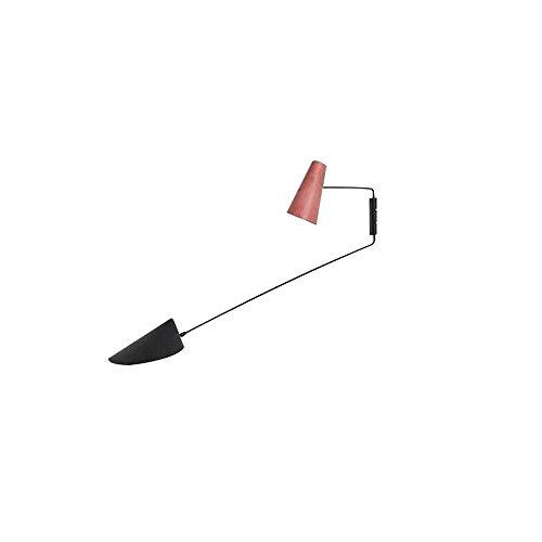 DROMEZ Lámpara de Pared Giratorio Ajustable de Brazo Largo,Apliques de Pared Interior Moderna de Dormitorio Clásico,2 llamas Lámpara de Cabecera en Metal,para Sala de Estar,Dormitorio,Cocina