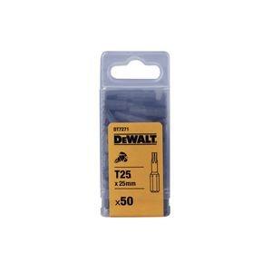 DeWalt DT7251-QZ - Puntas Torx (8 x 25 mm, 5 unidades)