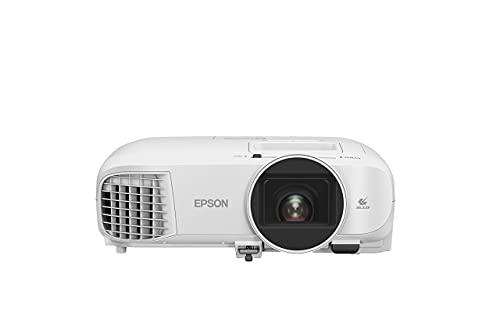 Epson EH-TW5700 - Proyector (Full HD, 1080p, 2700 lúmenes, relación de Contraste dinámico de 35.000:1, tecnología 3LCD)