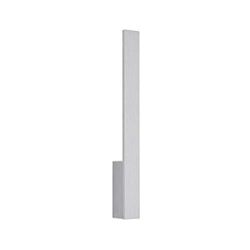 LED Lámpara de pared 'Thiago' (Moderno) en Gris hecho de Aluminio e.o. para Pasillos (2 llamas, A+) de ARCCHIO   aplique LED, aplique
