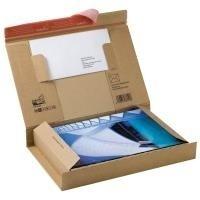 ColomPac Versand-Boxen, Paket von 21,2x 30,0x 4,3cm (an) 1Packung = 20Teile