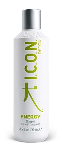 Icon Energy Detoxifying Shampoo, 250 ml