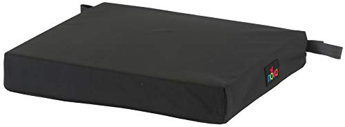 """NOVA Gel & Memory Foam Seat & Wheelchair Cushion in 8 Sizes (from 16"""" x 16"""" to 18"""" x 24"""" Extra Wide), Comfortable & Durable Everyday Seat Cushion with Removable Water Resistant Cover, 2"""" or 3"""" Thick"""