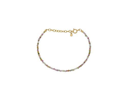 PERNILLE CORYDON Light Rainbow Bracelet Farbe vergoldet
