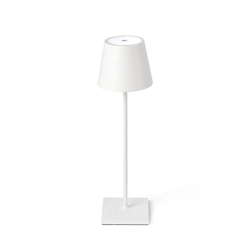 Faro Barcelona 70775 - TOC LED Lámpara portátil blanco