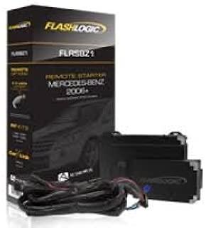 Flashlogic FLRSBZ1 Plug N Play Remote Start for Mercedes-Benz CL-Class 2007-2013