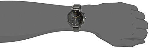 Montre-Bijou chronographe à Quartz pour Homme, en Acier Inoxydable (modèle: Ssc441), par Seiko.