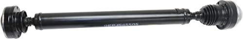 Front Prop Drive Shaft compatible with 2002-2007 Jeep Liberty 3.7L - 16.5 in. Weld to Weld