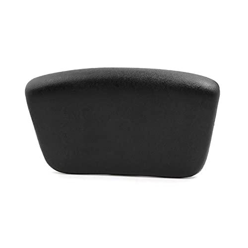 논슬립 흡입컵을 이용한 FPKK 배스 터브 필로우 PU 목욕쿠션 이완 헤드 목 백을 위한 인체공학적 홈 스파 헤드레스트
