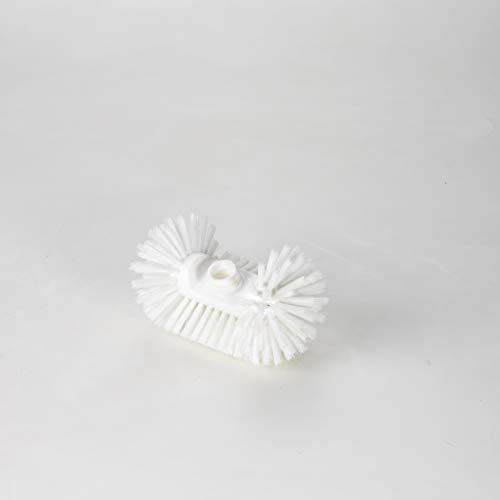 Aricasa 1018WM Bürste für Kanister, Weiß