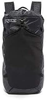 JanSport Unisex Sinder 20 Adventure Backpack, Black Heather Embossed