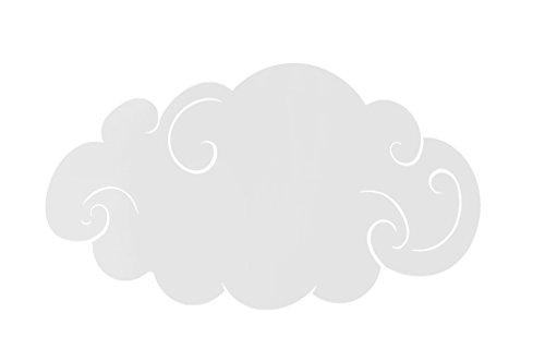 Tosel 31887 Applique 1 Lumière, Acier, E27, 40 W, Rose, 34 x 9 cm