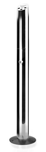 Lacor - 63332 Cenicero Redondo De Pier Inox. 92 x 8 cm