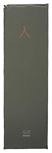 GRAND CANYON Cruise 3.0 MP - selbstaufblasbare Isomatte, 185 x 55 x 3 cm, olive, 605001