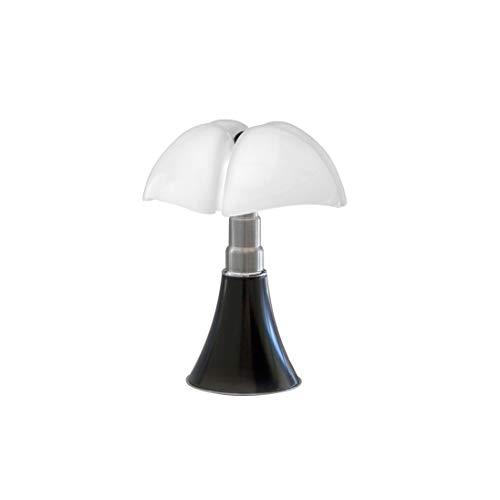 JYDQM Lámpara de Vidrio Blanco, lámpara de Mesa, Dormitorio de Noche luz de Noche de Hotel Simple Moderno clásico Ajuste de Brillo
