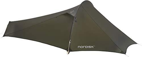 Nordisk Lofoten 2 ULW Tienda de Campaña, Verde (Forest