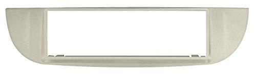 PH 3/422 Mascherina con foro ISO colore avorio Fiat 500 07