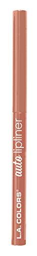 L.A. Colors Automatic Lipliner Pencil, Nude, 0.009 Ounce