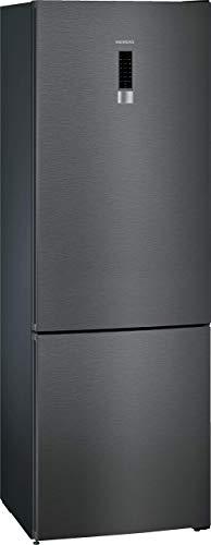Siemens KG49NXXEA iQ300 Freistehende Kühl-Gefrier-Kombination / A++ / 303 kWh/Jahr / 435 l / hyperFresh Frischesystem / noFrost / LED-Innenbeleuchtung