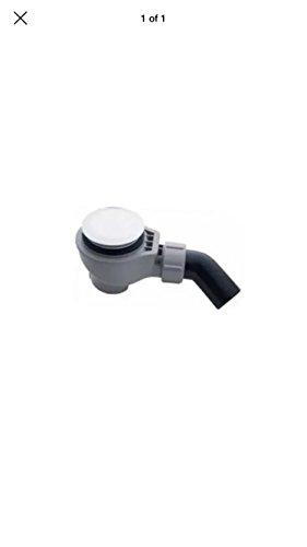 Geberit Duschwannen-Ablaufgarnitur mit Ablaufgarnitur 50mm, chrom