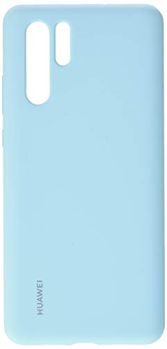 HUAWEI Cover Silicone Hülle P30 Pro, Hellblau