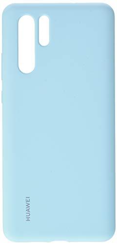 HUAWEI P30 Pro - Carcasa de Silicona, Color Azul Claro