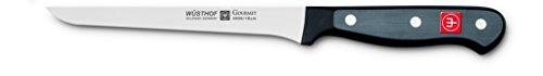 Wüsthof Ausbeinmesser, Gourmet (4606-7/16), starre Klinge 16 cm, Edelstahl, rostfrei, für Spülmaschine, sehr robustes Fleischmesser