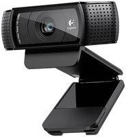 Beeindruckende-Leistung LOGITECH - 960-000767 - WEBCAM, HD 1080 P PRO C920, LOGITECH - [Pack 1] - Min 3 Jahre Garantie Cleva