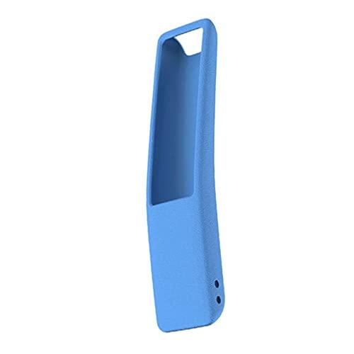 WDFGSA Cubierta de Control Remoto Cubierta para BN59-01312A 01312H BN59 01241A 01242A 01266A 01329A para Samsung Smart TV VOACION Casos DE Control Remoto A Prueba de Golpes (Color : Blue)