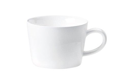 Kahla Five Senses Untertasse 11 cm Bianco wei/ß
