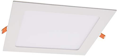 Jandei - Downlight LED 15W 4000K cuadrado empotrar blanco