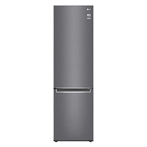 LG Frigorifero Combinato GBP62DSNFN Total No Frost Classe A+++ Capacità Lorda / Netta 419/384 Colore Silver